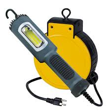 5 watt cob led cord reel task light 3230cl5 alert stamping