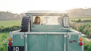 vintage land rover defender land rover serie 3 pick up youtube