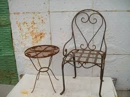 Patio Furniture Wrought Iron by 21