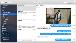 save iphone text messages on your mac or pc computer iexplorer