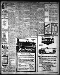aubert si e auto york times from york york on march 23 1919 page 27