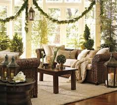 decorating for the holidays 2017 grasscloth wallpaper