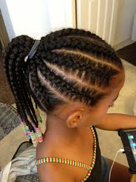 Little Girls Ponytail Hairstyles by Collections Of Little Kids Braids Hairstyles Cute Hairstyles