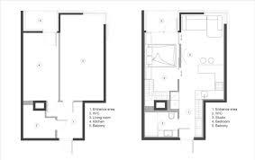 500 square feet apartment floor plan eugene meshcheruk designs cozy 500 square foot apartment in kiev