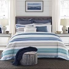 Navy Stripe Comforter Set Tommy Hilfiger Bedding Sets You U0027ll Love Wayfair