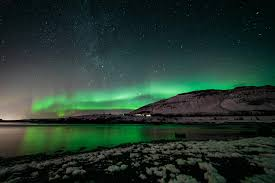 my wife took me to see the northern lights iceland for christmas