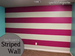 how to paint a striped wall love this idea for the bedroom of