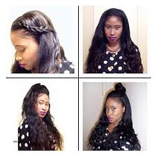 sew in hair gallery awesome sew in weave hairstyles for natural hair northaltaventures