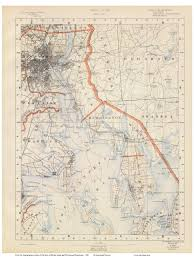 Usgs Quad Maps Old Rhode Island Usgs Maps 1891 Walker Atlas