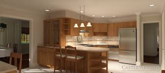 kitchen architectural renderings from castleview3d com