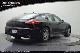 pre owned panamera porsche pre owned 2016 porsche panamera for sale in saddle river nj