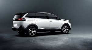 how much are peugeot cars 2017 peugeot 5008 revealed with striking new look autocar