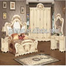 Top Sale High Quality Glossy Morden European Style Furniture - High quality bedroom furniture