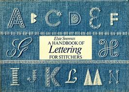 u0026stitches from a to z free lettering embroidery patterns