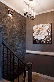 92 best it s all about the walls images on pinterest lowes black natural slate wall tiles are the perfect way to add a little texture and character
