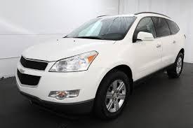 used 2012 chevrolet traverse lt awd everett wa bayside auto sales