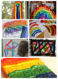 40 fantastic rainbow activities for kids the imagination tree