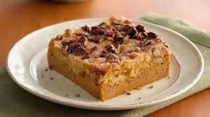 praline pumpkin dessert recipe bettycrocker