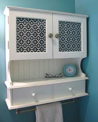 bathroom bathroom furniture closet design and white stained