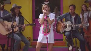 watch miley cyrus put a country spin on u0027see you again u0027 and u0027party