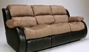 brown microfiber recliner sectional sleeper sofa centerfieldbar com