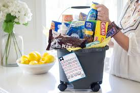 bridal shower gift baskets 5 easy gift baskets you can make from your pantry the krazy