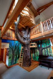 indoor tree houses 10 cool ideas for children fresh design pedia