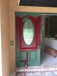 how to paint the front door painting the front door again pinterest addict