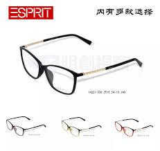 Frame Esprit and myopia glasses frame fashion joker esprit esprit