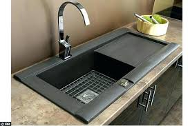 evier cuisine 1 bac evier cuisine encastrable resine evier a encastrer granit et