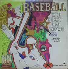baseball photo album professional baseball the 100 years jimmy stewart on the air