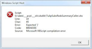 vbs to open excel file and run code