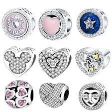 s day charms aliexpress buy you heart charms fit original pandora