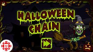 halloween chain play free kids games cbc kids