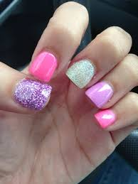 nail design with different colors nail designs colors