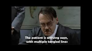 Funny Nurse Memes - funny nursing rant by hitler youtube