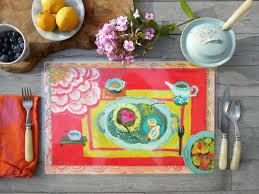 reversible laminated placemats by kimberly hodges farmhouse decor