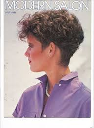 1980s wedge haircut linda fury archibald furyarchibald on pinterest