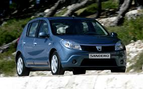 renault dacia sandero dacia sandero 2008 wallpapers and hd images car pixel