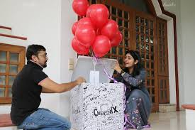 send a balloon in a box box helium balloon delivery in delhi ncr