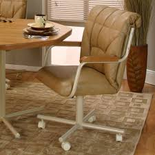 Kitchen Table Swivel Chairs by Uncategorized Fabulous Kitchen Table And Chairs With Wheels