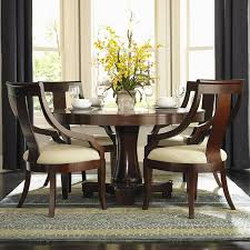 Amazing Round Dining Table Sets For   With Additional Diy - Round white dining room table set