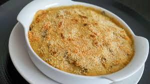 cuisiner moule gratin de moules recette du gratin de moules aux épices curry et