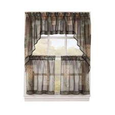 36 X 45 Curtains Floral Curtains Drapes Window Treatments The Home Depot