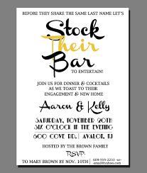 stock the bar shower stock the bar wedding shower invitations sunshinebizsolutions