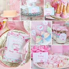 Princess Party Decorations Shabby Chic Princess Party Decorations Princess Birthday Party