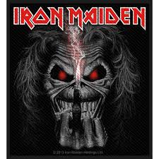 iron maiden eddie candle finger nuclear blast