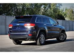 2014 blue jeep grand cherokee 2014 jeep grand cherokee limited for sale in boise id stock