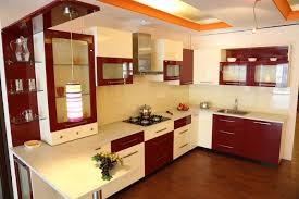 interior decoration for kitchen small kitchen design indian style with modern inspiration home