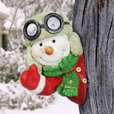Snowman Lawn Decorations Hanging Snowman Outdoor Christmas Decorations You U0027ll Love Wayfair